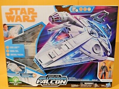 Star Wars SOLO Kessel Run Millennium Falcon Ship Sealed Force Link