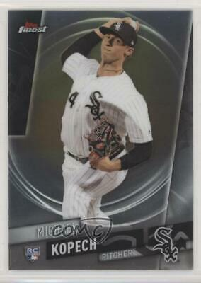 2019 Topps Finest #16 Michael Kopech Chicago White Sox RC Rookie Baseball Card