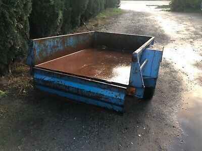 6x4 Box Trailer tows well no reserve cheap