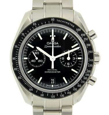 Omega SPEEDMASTER AUTOMATIC CO-AXIA CHRONO 31130445101002 STEEL 44.25MM W1726