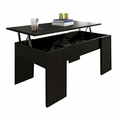 Mesa De Centro Elevable Wengue