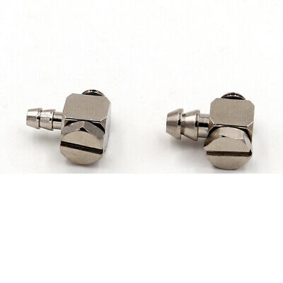 H● SMC M-5ALU-4 Barb Elbow for Soft Tubing New