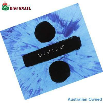 ÷ (DIVIDE) (DELUXE EDITION) BY ED SHEERAN (Audio CD)