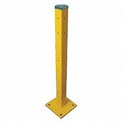 "5jey0 Guard Rail Post.  3 rail mount holes.  42"" tall."