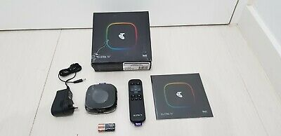 Telstra TV 4200TL Powered by Roku - Black