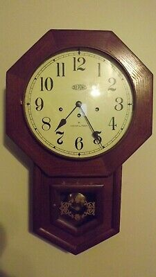 8 Day Clock Mantle Hamilton Headmaster Westminister Chime
