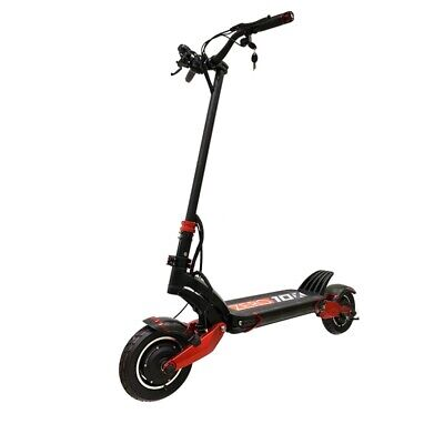 ZERO 10X 10 Inch Dual Motor Electric Scooter 52V 2000W 65Km/H Off-Road
