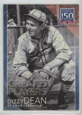 2019 Topps Greatest Players Blue #GP-25 Dizzy Dean St. Louis Cardinals Card