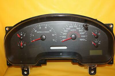 14 FORD F-150 Speedometer Head Instrument Cluster Gauges Panel 5,116