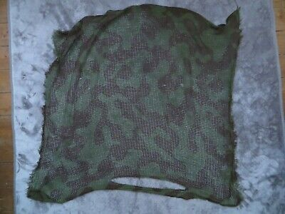AG059 US WW2 Parachute Camouflage Para Scarf Airborne Scarf 13*33 in