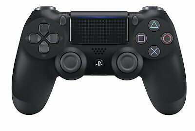 Sony DUALSHOCK 4 Wireless Gaming Controller for PlayStation 4 PS4, Jet Black