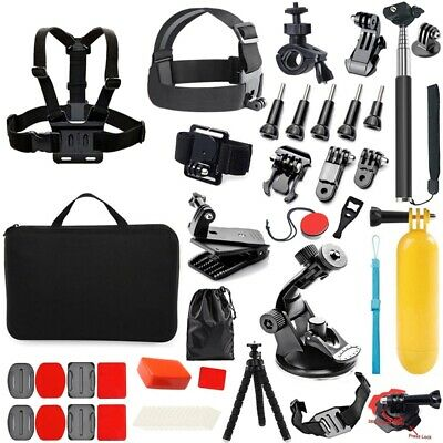 65 in 1 Action Camera Accessories Kit for GoPro Hero 2018 GoPro Hero6 5 4 3 M5I1