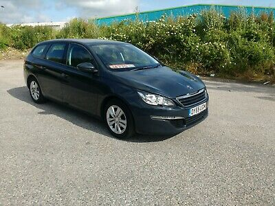 2015/65 Peugeot 308 SW 1.6 blue hdi 120 Active