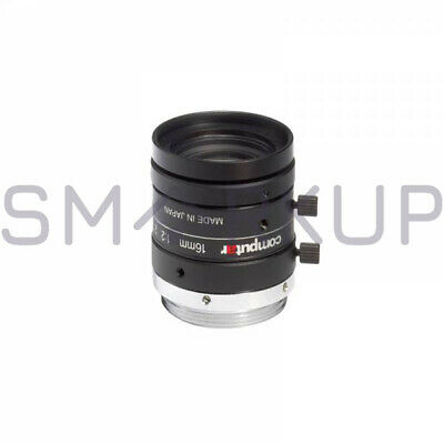 New In Box COMPUTAR M5028-MPW2 Industrial Camera Lens