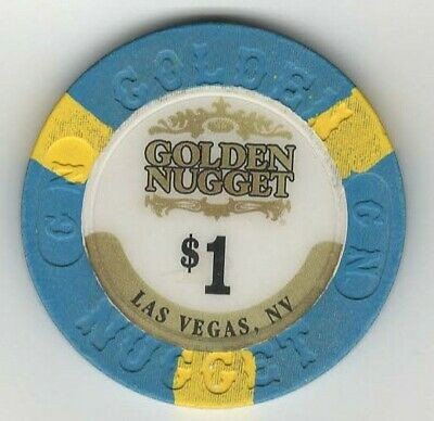 Golden Nugget $1 Las Vegas Casino Chip Bonus Read Description Poker
