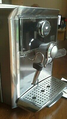 Gaggia Platinum Vogue Bean To Cup Coffee Machine, 2 Cup Automatic