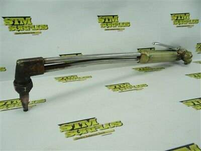 """Acetylene Cutting Torch Assembly 20"""" Overall Length"""