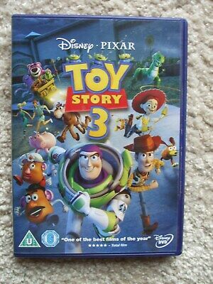 Walt Disney's Toy Story 3 (DVD, 2010)