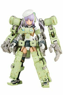 Frame Arms  Girl Architect Off White Ver About 150mm in total height