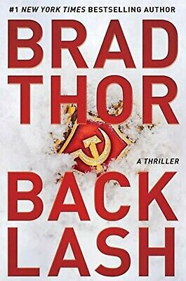 BACKLASH by Brad Thor (2019 , Book, PDF, EPUB)