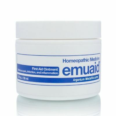 EMUAID Ointment Natural Treatment  for100+ Difficult Skin Conditions,0.5oz(14ml)