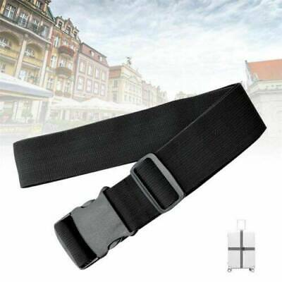 Adjustable Luggage Straps Packing Suitcase Belt Combinable Baggages Tie Travel