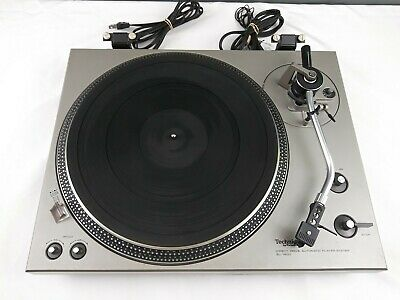 Technics Direct Drive Automatic Player System Turntable SL-1400