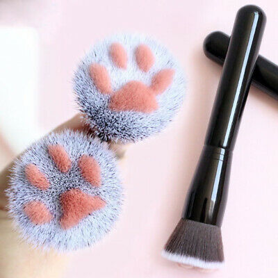 Cat Claw Makeup Brushes Foundation Eyeshadow Brush Beauty Cosmetic Tool U~GN