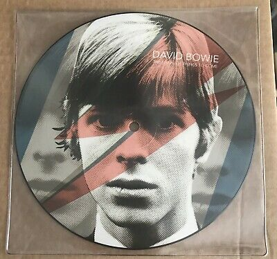 David Bowie - The Shape Of Things To Come picture disc
