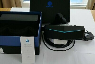 Pimax 5K plus 5K+ P2 version 2.0 VR headset HMD PC - As new very good condition