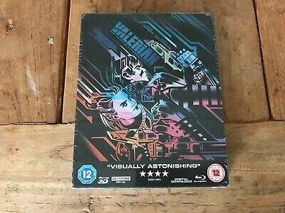 Valerian and the city of a 1000 planets Blu-ray Steelbook bundle