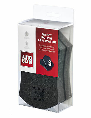 Autoglym ppared1 Car Detailing Cleaning Perfect Polish Applicator Single
