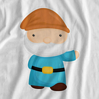 Seven Dwarfs | Dwarf Two | Iron On T-Shirt Transfer Print