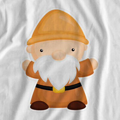 Seven Dwarfs | Dwarf Five | Iron On T-Shirt Transfer Print