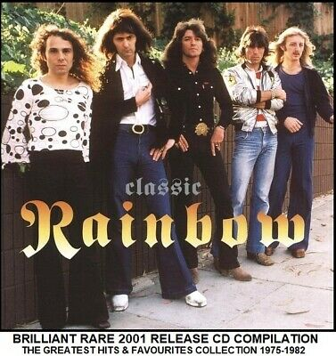 Rainbow - Very Best Essential Greatest Hits Collection 1975-82 - Classic Rock CD