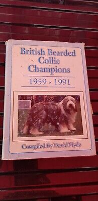 British Bearded Collie Champions 1959 -1991