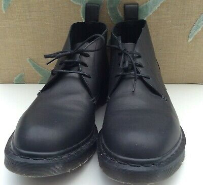Dr Martens Black Chukka Boots  | Made in England  | UK11 |  IMMACULATE CONDITION