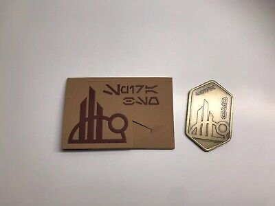 Disneyland Star Wars Galaxy's Edge Collectible Batuuan Spira Disney Gift Card
