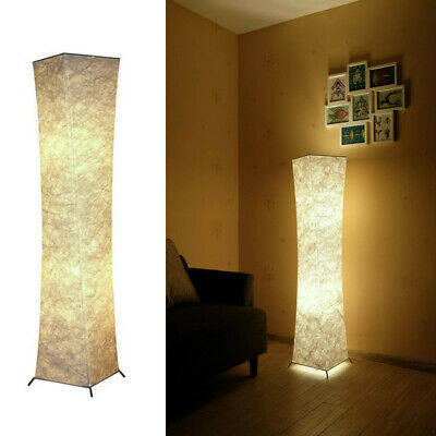 """Dimmable 52"""" Floor Lamp Remote Control Standing  w/ 2 Bulbs Bedroom Multi-color"""