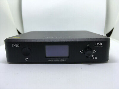 Topping D50 DAC,  w/ bonus Jameco AC-to-DC Regulated Linear Power Supply