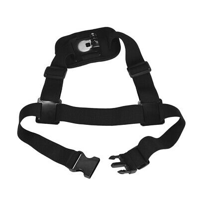 Single Shoulder Chest Strap Mount Harness Belt Go Pro hero 7/6/5/4 SJCAM/YI C9V3