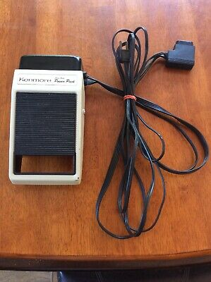 KENMORE Solid State Power Pack Model #DZ-405-F Foot Control Pedal Tested