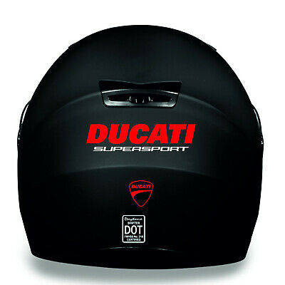 DUCATI SUPERSPORT HELMET KIT Decal Sticker Detail-Best Quality-Many Colours