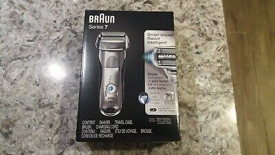 Braun Series 7 7893s Wet & Dry Electric Foil Shaver | Brand NEW & Factory Sealed