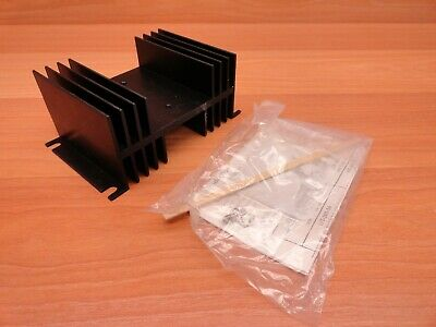 *Nib* Omega Fhs-1 Finned Heat Sink (For Use With Ssr Series Solid State Relay)