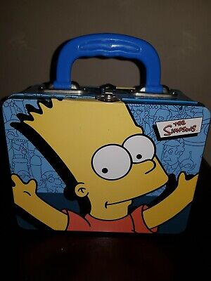Rare 2002 Simpsons Lunch Box