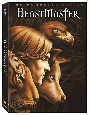 Beastmaster: The Complete Series  (DVD,2019,12-Disc Box Set)