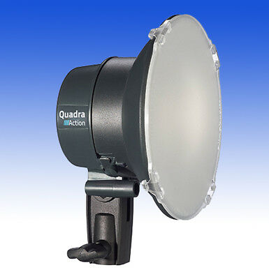 Elinchrom ELB 400 Blitzkopf Quadra Action Head E20151