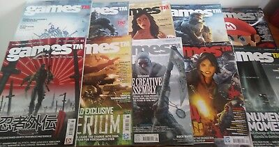 Games TM Magazine Joblot 10 Issues 56,57,59,61 & issues 63- 68