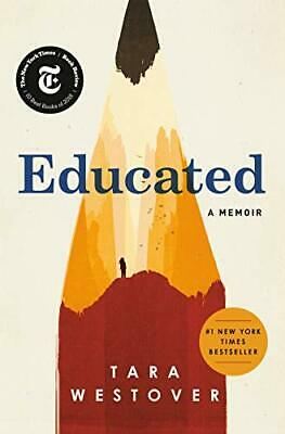 Educated: A Memoir By Tara Westover {P.D.F} receiving after 30s